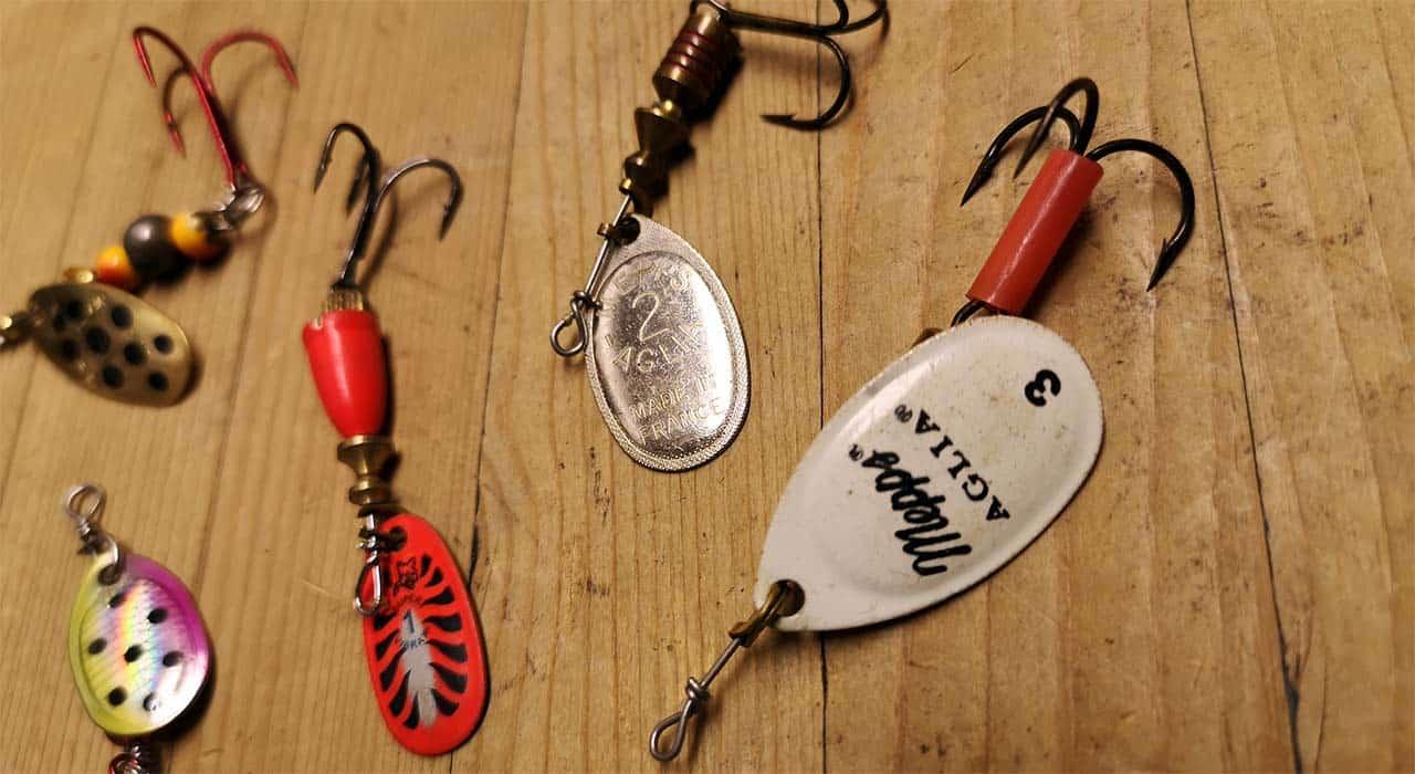 Fiskeri med Spinner – En glemt guldklump