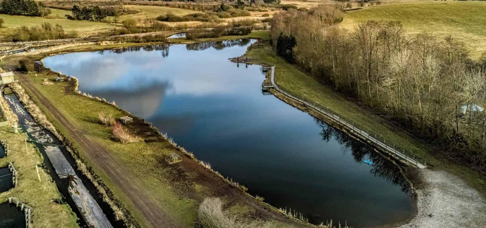 Munkbro Fiskesø og dambrug
