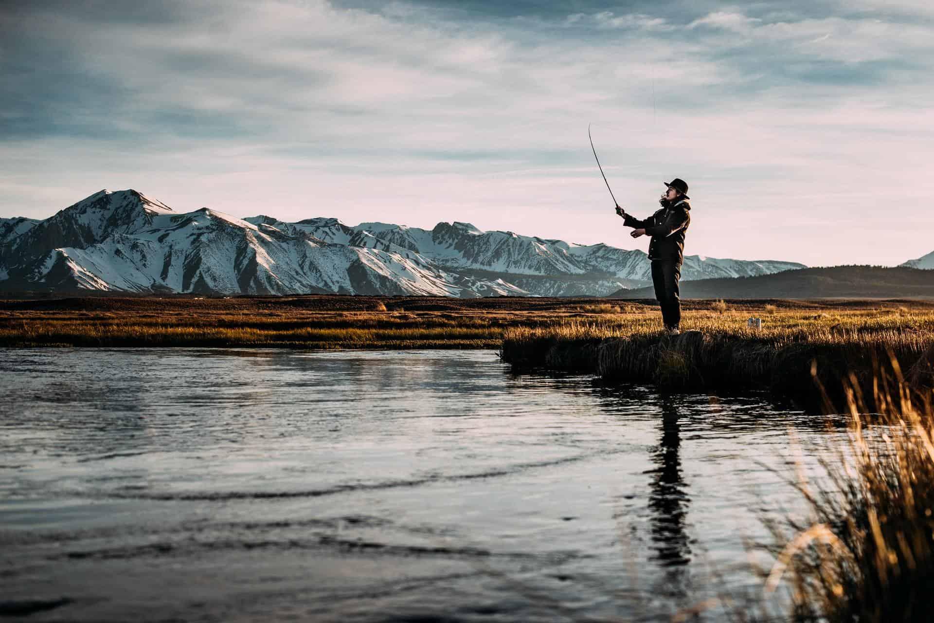 Få råd til det fiskeudstyr du drømmer om